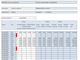 Formato Horas Extras En Excel Major Magdalene Project Org