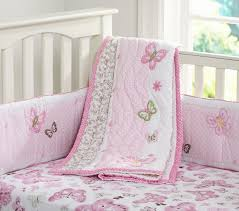 Camille Butterfly Nursery Quilt & Bumper @ Pottery Barn. | Baby ... & Camille Butterfly Nursery Quilt & Bumper @ Pottery Barn. Adamdwight.com