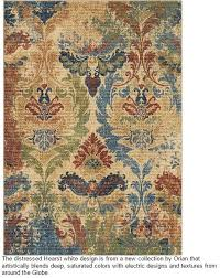 even more popular were rugs utilizing with the company s new weaving technology dubbed next generation which employs multiple shades of the same color to