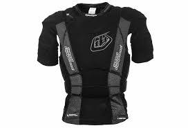 Troy Lee Designs Protection Troy Lee Designs Short Sleeves Protection Jacket 7850 Black