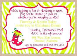 Company Holiday Party Invitation Wording Christmas Party Invite Wording Zoli Koze