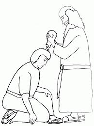 Small Picture Samuel Anoints David Coloring Page Coloring Home