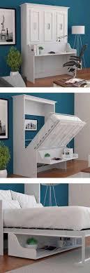 tiny unique desk home office. The Porter Full Wall Bed With A Desk Built In Is Truly Unique And Versatile Piece. Transform Your Home Office Into Room That Available R\u2026 Tiny