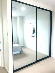 bypass closet doors mirror closet doors sliding mirror closet doors full size of 3 door