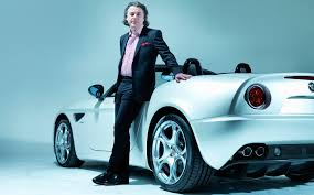 Me and My Motor: Alan Davies on putting his Alfa male days behind him