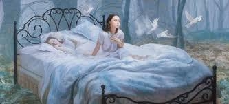 Картинки по запросу сон  летаргический картинки