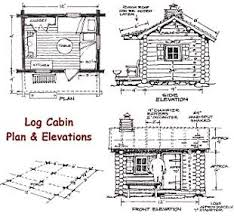 Tiny Camping House Plans | The Kenora II Cabin - Plans by TechArt | pam  Hoffine likes | Pinterest | Cabin, House and Tiny houses
