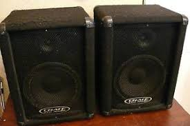 concert stage speakers. image is loading crate-pro-audio-pe-10t-concert-stage-dj- concert stage speakers