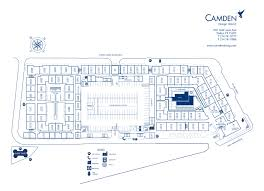 camden design district apartments. Contemporary Design Email Us  Map Site Plan Pool At Camden Design District Apartments In   To E