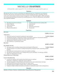 Example Of Recruiter Resume Human Resources Recruiter Resume Magdalene Project Org