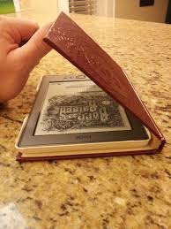 picture of custom kindle cover