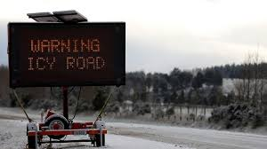 Image result for icy roads