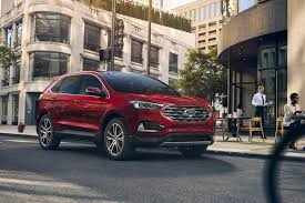 2019 Ford Edge Color Chart