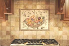 Decorative Ceramic Tile Accents 100 Stunning ceramic tile murals for kitchen backsplash Photo 32