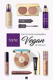 tarte is a por makeup brand available at sephora tarte cosmetics does not test on s and is certified free by peta s beauty without