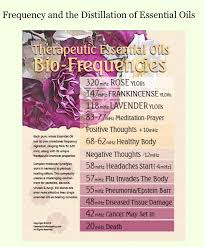 Essential Oil Frequency Chart Doterra Energy Frequency And Essential Oils The Lotus Tales