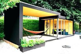 backyard office pod. Backyard Office Shed Prefab Kits Back Yard . Pod E