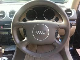 audi leather seat and interior repair and restoration hampshire