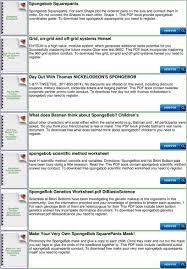 Worksheet : Spongebob Scientific Method Worksheet Image Of Spongebob ...