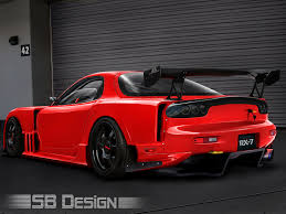 Mazda RX7 by SB-Design on DeviantArt