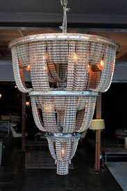 recycled bicycle chain chandeliers by ina fontoura alzaga 3
