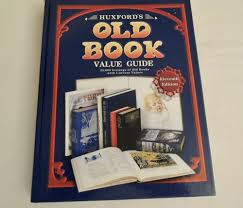 huxford s old book value guide 11th edition hardback 25 000 les