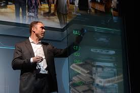 Interactive Presentation To Surprise A Mobile World Stereolize