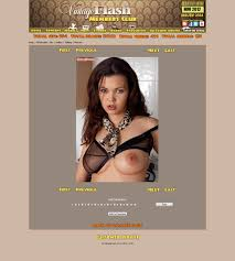 Vintage Flash porn site. Members area free videos download