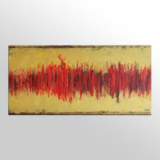 Paintings For Living Room Walls Living Room Wall Art Abstract Painting Original Painting