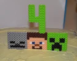 Minecraft Cake Topper C3picassoclub