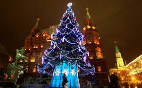 Don't Call It A Christmas Tree: How Russia's 'Yolka' Survived The Revolution