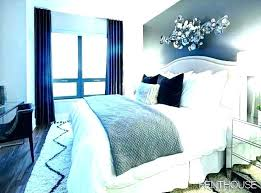 dark blue bedroom walls. Navy Blue Bedroom Walls Dark Gray Wall Ideas · «