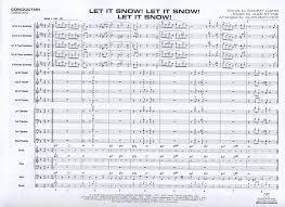 Let It Snow Let It Snow Let It Snow Holiday Music Jazz