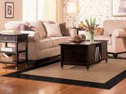 inspiring living room area rug placement
