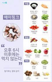 韓国 ダイエット 食事
