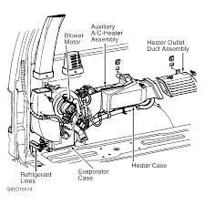1995 Ford Econoline Van Fuse Box
