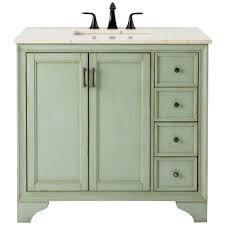 Home Decorators Collection Hazelton 37 in. W x 22 in. D Bath ...