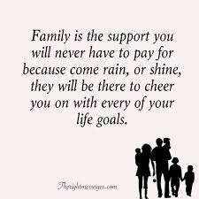 Relatives cannot help you in the studios. 27 Powerful Quotes Sayings About Family The Right Messages