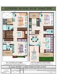 30 x 60 duplex house plans west facing best of exciting 30ƒ 40 house plan