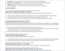 Agile Resume Best Agile Methodology Testing Resume Kenicandlecomfortzone
