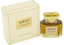 <b>1000</b> by <b>Jean Patou</b> - Buy online | Perfume.com