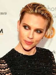 British Fashion Awards 2014 Nude Make up Trend