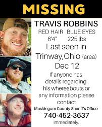 Travis Robbins is still missing from... - Missing Person from Ohio |  Facebook