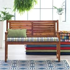 Reversible Porch Swing Outdoor Porch Swing And Bench Cushion 2