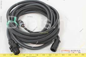 688 8258a 50 00 yamaha optional primary engine harness 10 pin 5m yamaha optional primary engine harness 10 pin 5m 16 ft