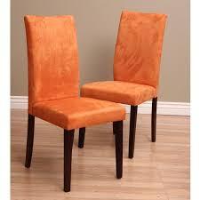 warehouse of tiffany shino orange dining chairs set 4 orange dining chairs a11