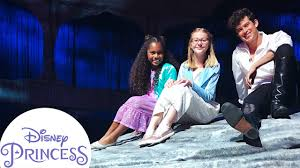 Touring The <b>Little Mermaid</b> Live <b>Set</b> with Graham Phillips! | <b>Disney</b> ...