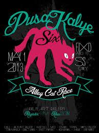 Alley Cat Designs Wefxd X Mfg X Tm Shirt Launch Alley Cat Race Teammanila