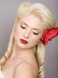 pin up hairstyles for long hair how to
