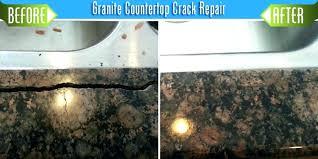 images of amazing repair ed granite home decorating that great how to fix broken top